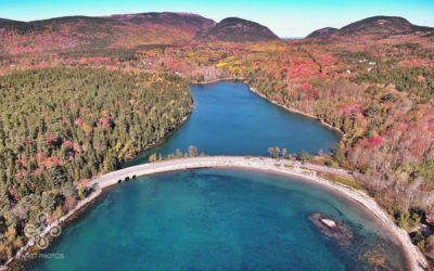 best-drone-usa-maine-acadia-national-park